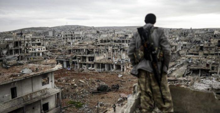Finalizar a Guerra da Síria sem nova crise humanitária