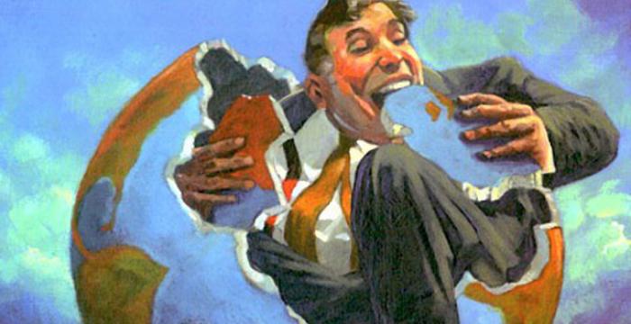 """François Chesnais """"uma nova fase prolongada de acumulação de capital, não é possível"""""""