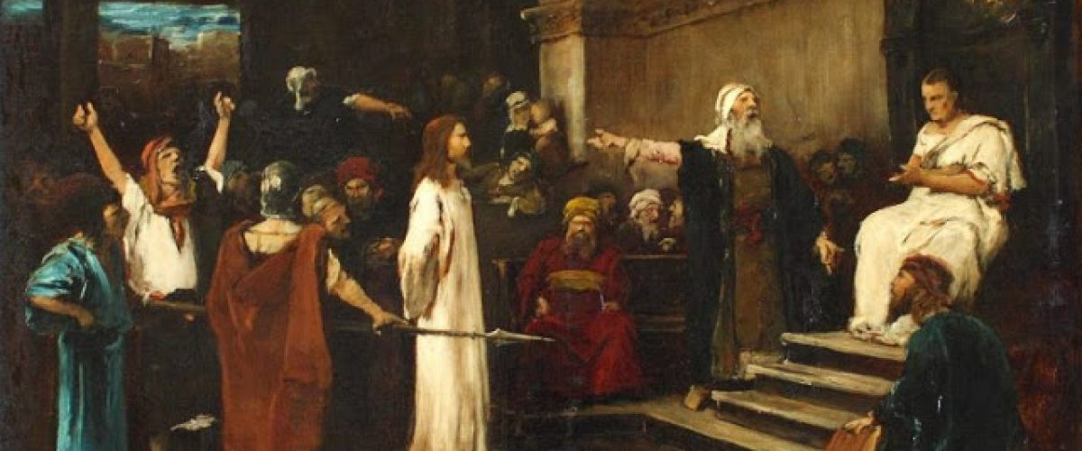 """Jesus não morreu pelos """"nossos pecados"""", mas por ter enfrentado o sistema vigente de sua época"""