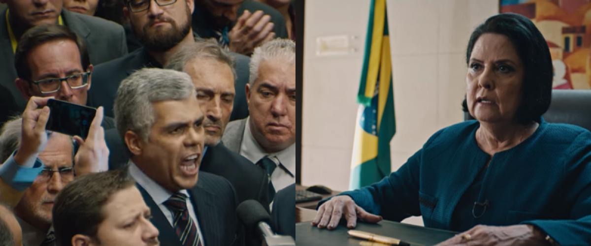 """A abordagem da corrupção e da política brasileira nas duas temporadas de """"O mecanismo"""""""