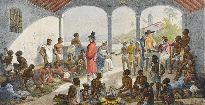 Um post no Twitter mexeu com muita gente que teve antepassados escravizados