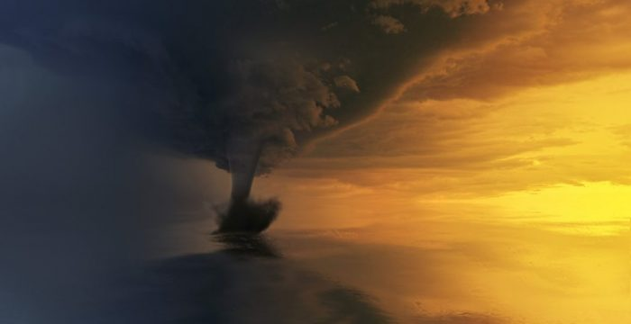 Um tsunami financeiro no horizonte