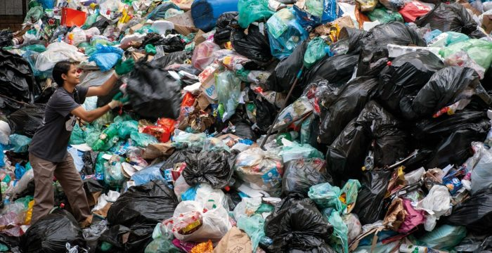 Planeta plástico
