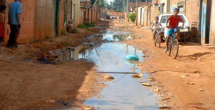 Marco regulatório para o saneamento: retrocesso na universalização do serviço