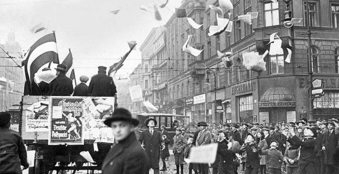 Por que devemos recordar os anos da República de Weimar
