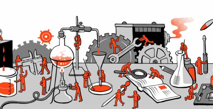 Quando os cientistas enfrentam o sistema