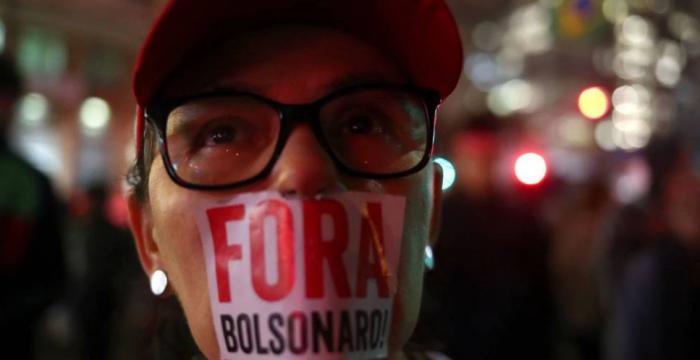 Brasil vive um clima de pré-nazismo enquanto a oposição emudece