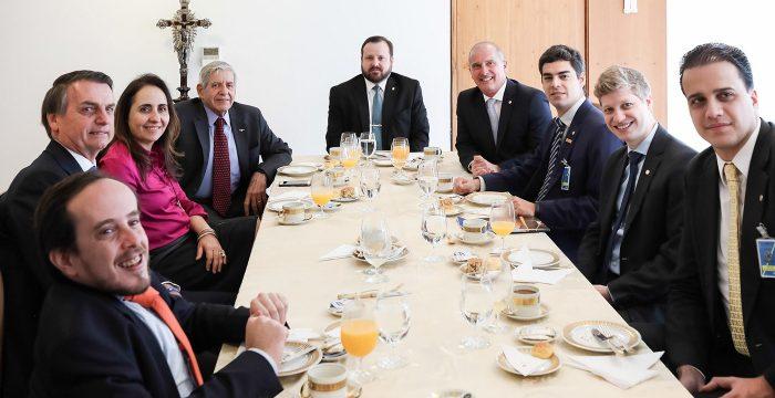 O partido Novo que nasceu velho é tão extremista como Bolsonaro