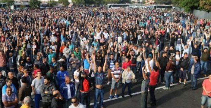 Norte-americanos voltam a apoiar em massa o movimento sindical