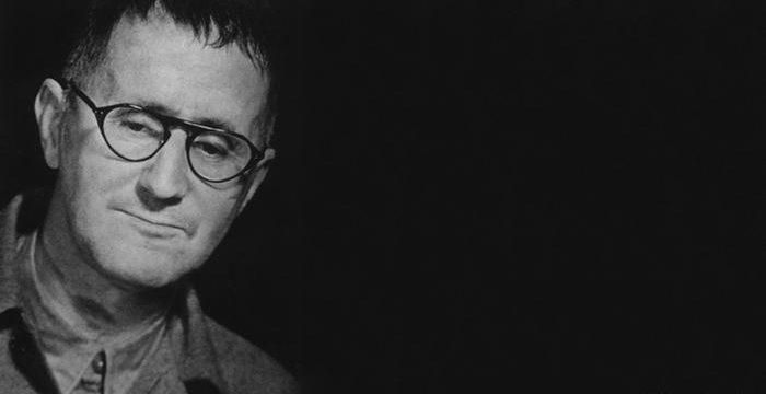Brecht era um revolucionário