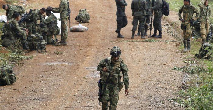 Colômbia: uma matança sem fim