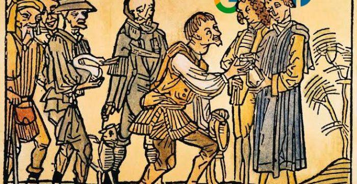 A deriva medieval da Internet