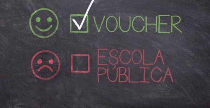 'Vouchers' educacionais: encontro de fundamentalismos na ofensiva contra a escola pública